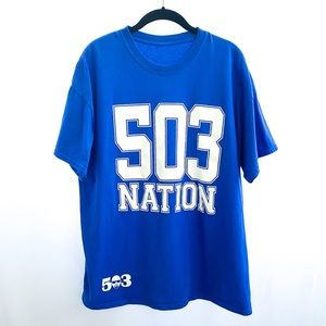 NATION 503 Short Sleeve T-Shirt